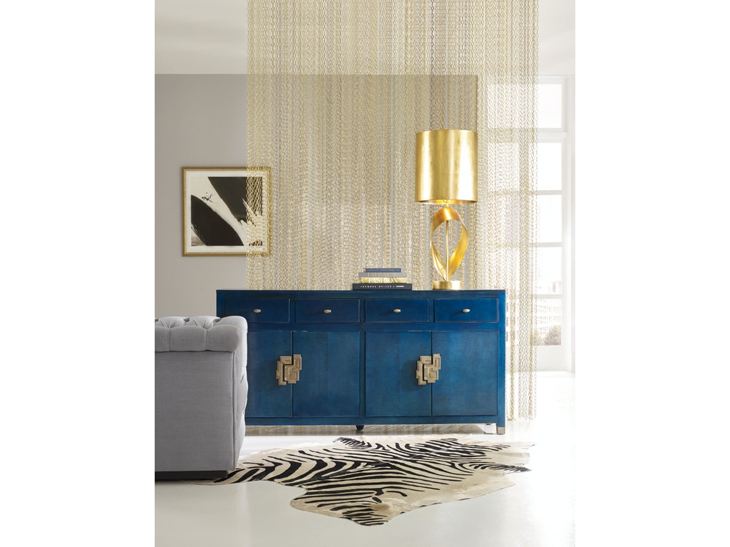 Curiosity console by cynthia rowley for Walter e smithe living room