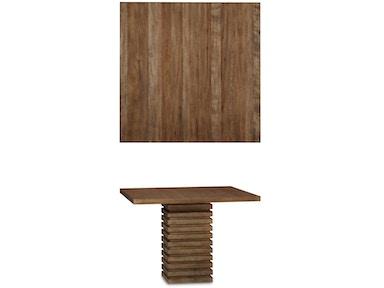 Franklin Street Single Pedestal Dining TableDining Room Tables   Walter E  Smithe Furniture and Design   11  . Arlington Round Sienna Pedestal Dining Room Table W Chestnut Finish. Home Design Ideas