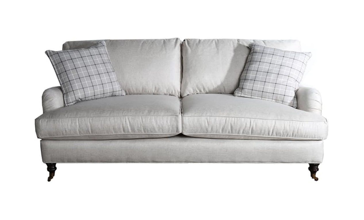 Catalog Feature MELROSE SOFA   2 SEAT BCHMELROSE001JEFFST From Walter E.  Smithe Furniture + Design