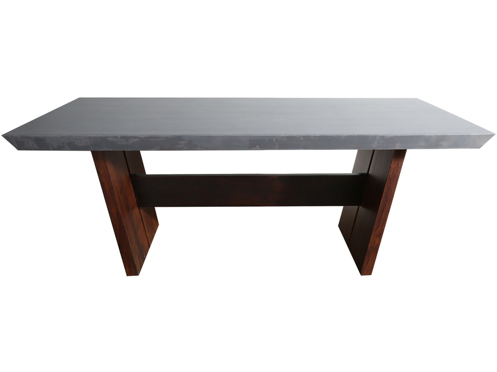 BOLTON CONCRETE DINING TABLE