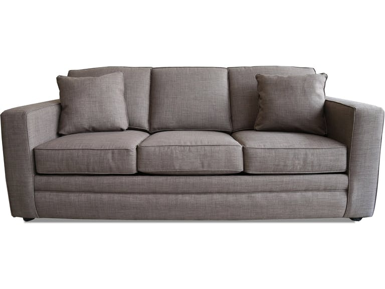 Queen sleeper sofa for Beeson fabric queen sleeper chaise sofa