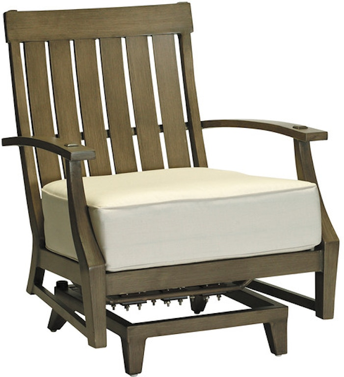 Outdoor Living Croquet Spring Lounge Chair Frame Smc334815 From Walter E Smithe Furniture Design