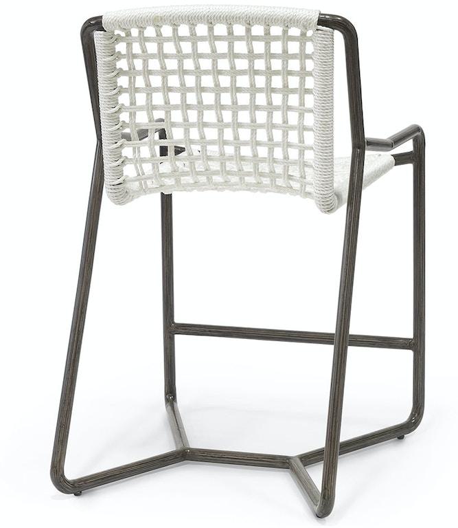 Terrific Dockside Outdoor 24 Counter Brstl Theyellowbook Wood Chair Design Ideas Theyellowbookinfo