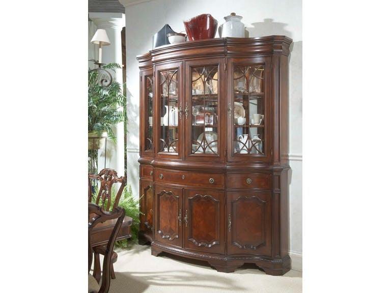 Stock Program Beacon Street Hutch (HUTCH ONLY) MR920842ST from Walter E. Smithe Furniture + Design
