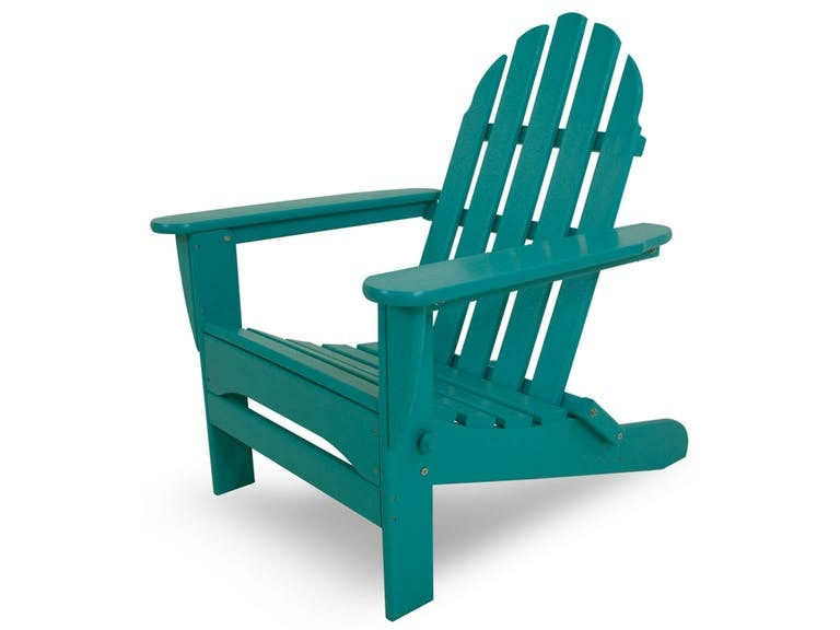 Westport Chair Co. ARUBA ADIRONDACK CHAIR WCC5030ARU From Walter E. Smithe  Furniture + Design