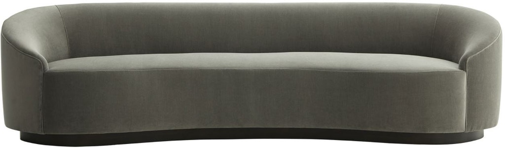 Arteriors Turner Curved Sofa Ars8032 From Walter E Smithe Furniture Design