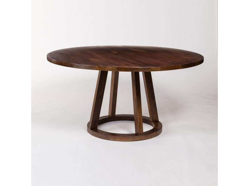 Mendocino 60in Round Dining Table