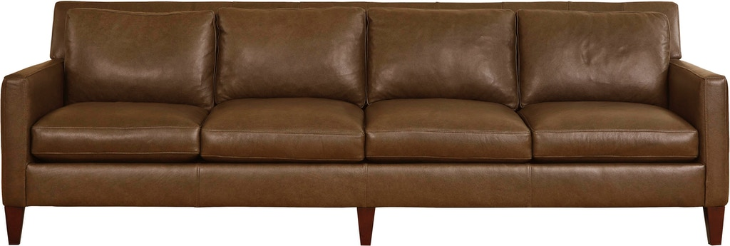 Brax 4-seat Leather Sofa