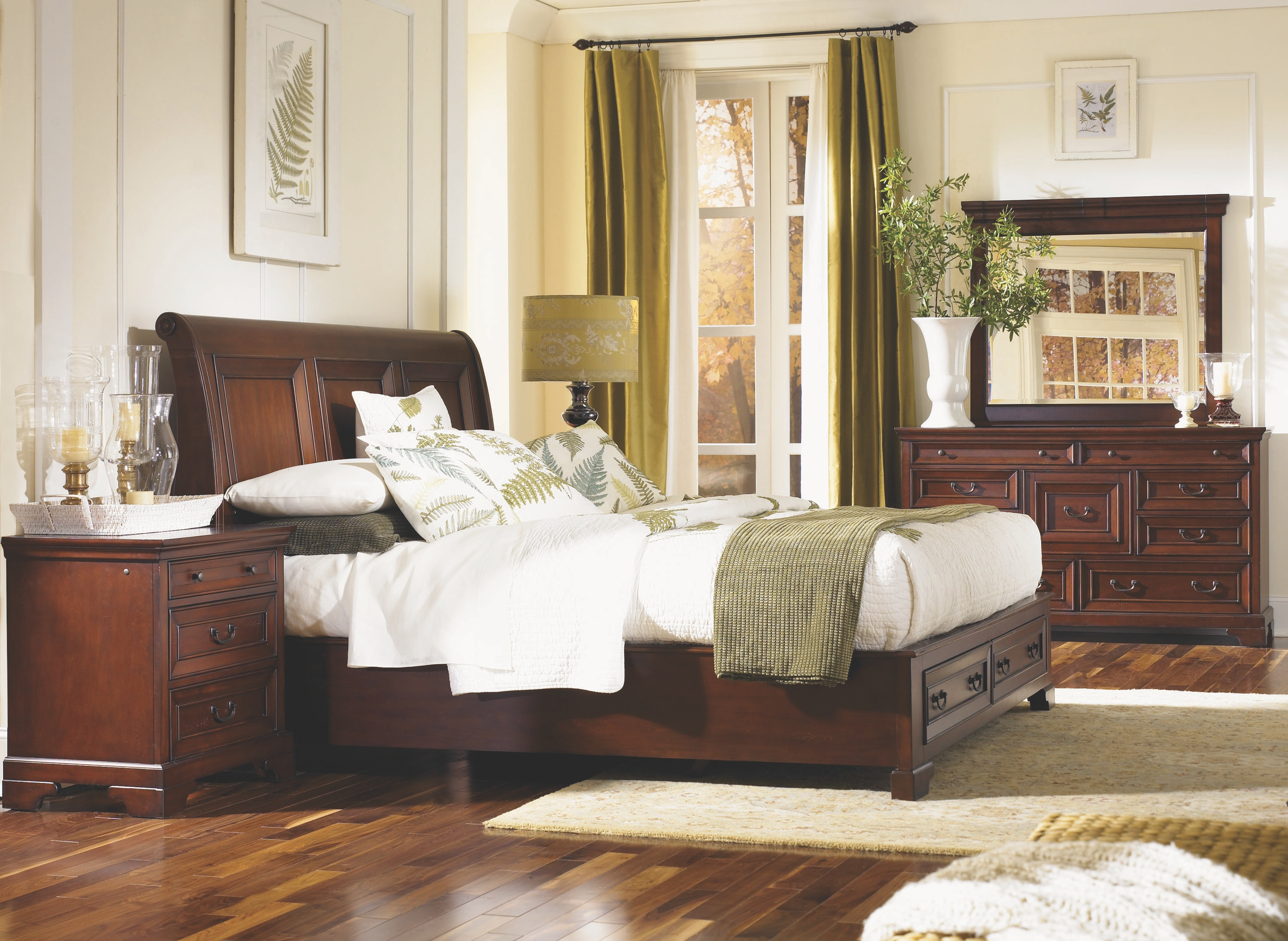 VIRTUAL SHOWROOM BEDROOM BELMONT BEDROOM SET   QUICK SHIP BELMONTBR From  Walter E. Smithe Furniture