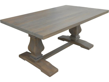 Bristow Dining Table 72 No Leaf