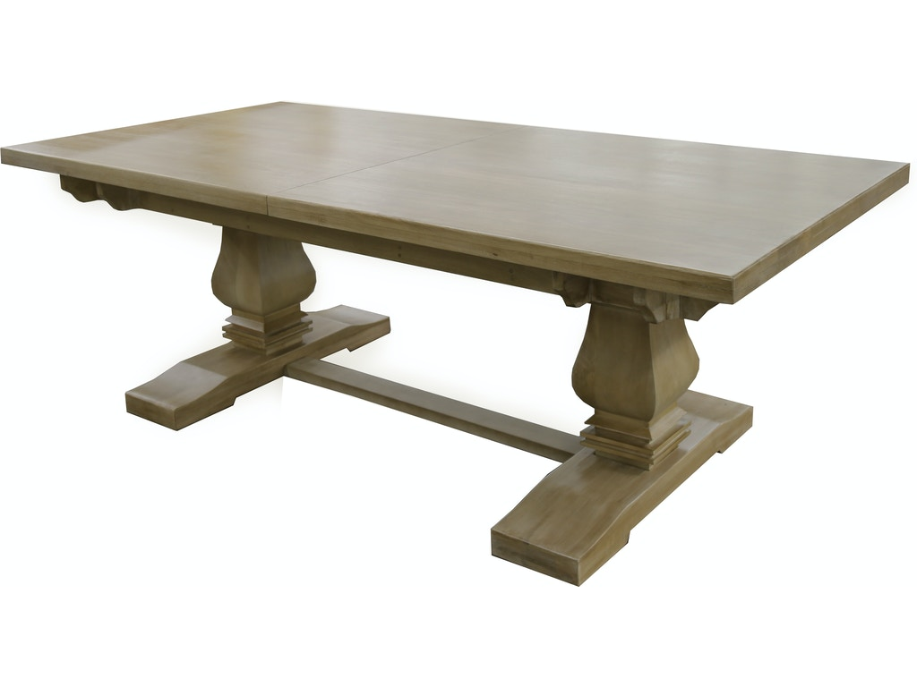 Bristow 89 5in Dining Table In Natural