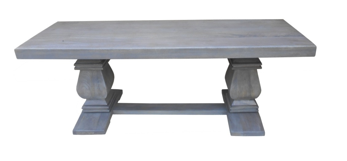 Stock Program BRISTOW DINING BENCH IN GREIGE 50.5 BNGNB062ST From Walter E.  Smithe Furniture