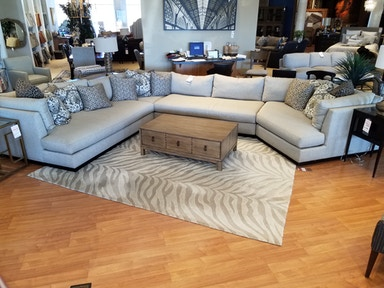 Living Room Sectionals - Walter E. Smithe Furniture and Design ...