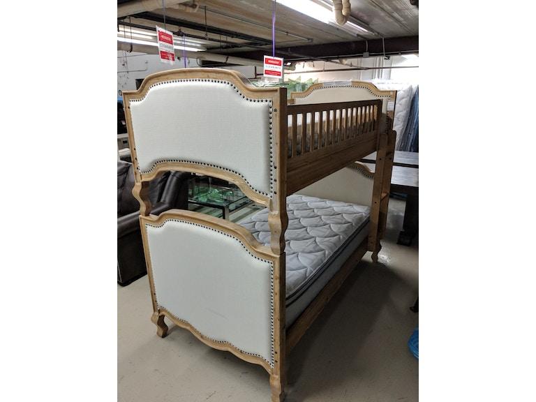 Charleston Twin Bunk Bed Nv37650st Clr