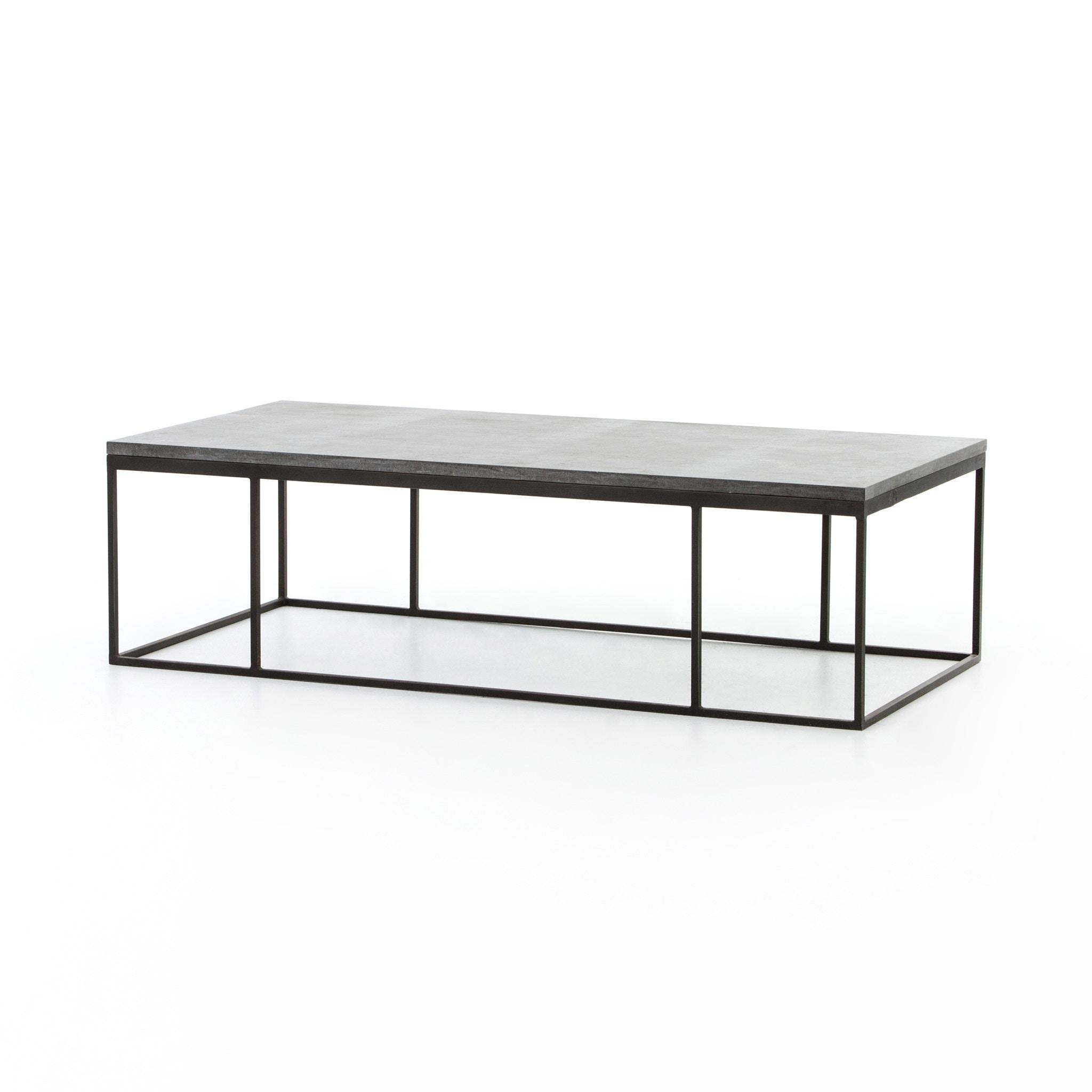 bluestone coffee table. Catalog Feature HARLOW BLUESTONE COFFEE TABLE MRCIMP10F From Walter E. Smithe Furniture + Design Bluestone Coffee Table