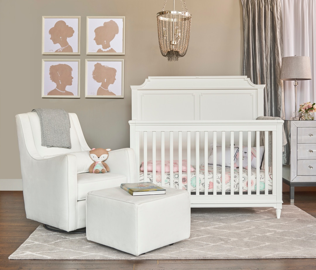Featured Product CLEMENTINE COURT BABY ROOM STYLED CLEMENTINE From Walter E.  Smithe Furniture +