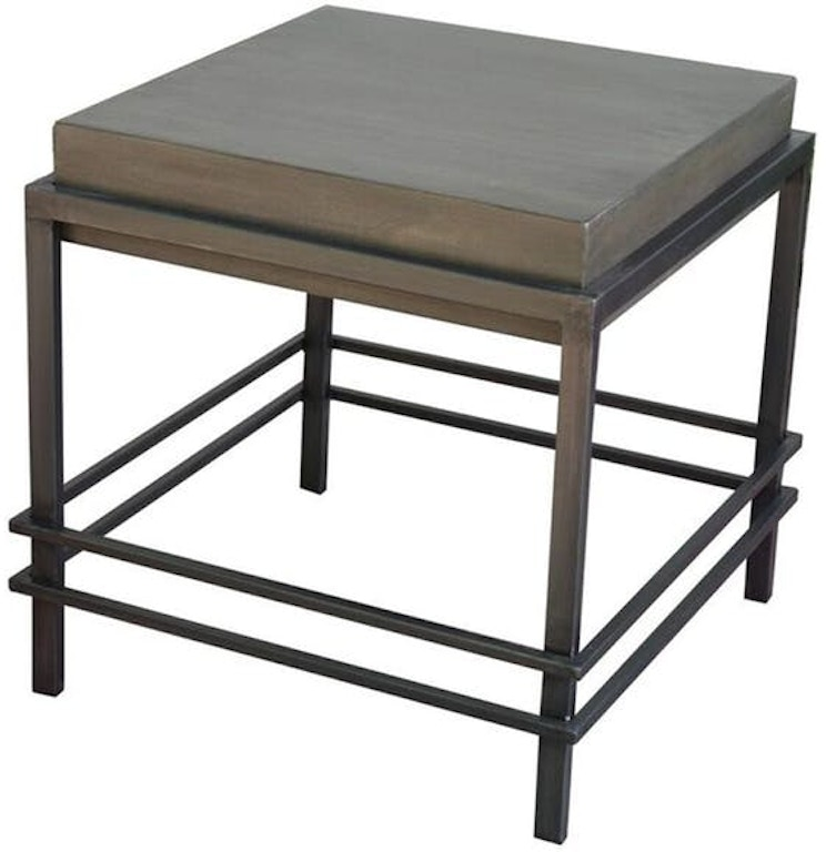 Cooper End Table DENHSTCLR - Cooper end table