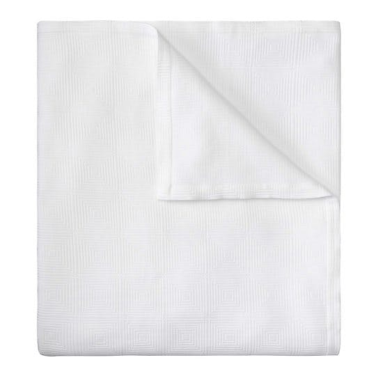 3 Piece Ellora Full Queen White Coverlet With Shams Cpc19560whtefqtwil 7