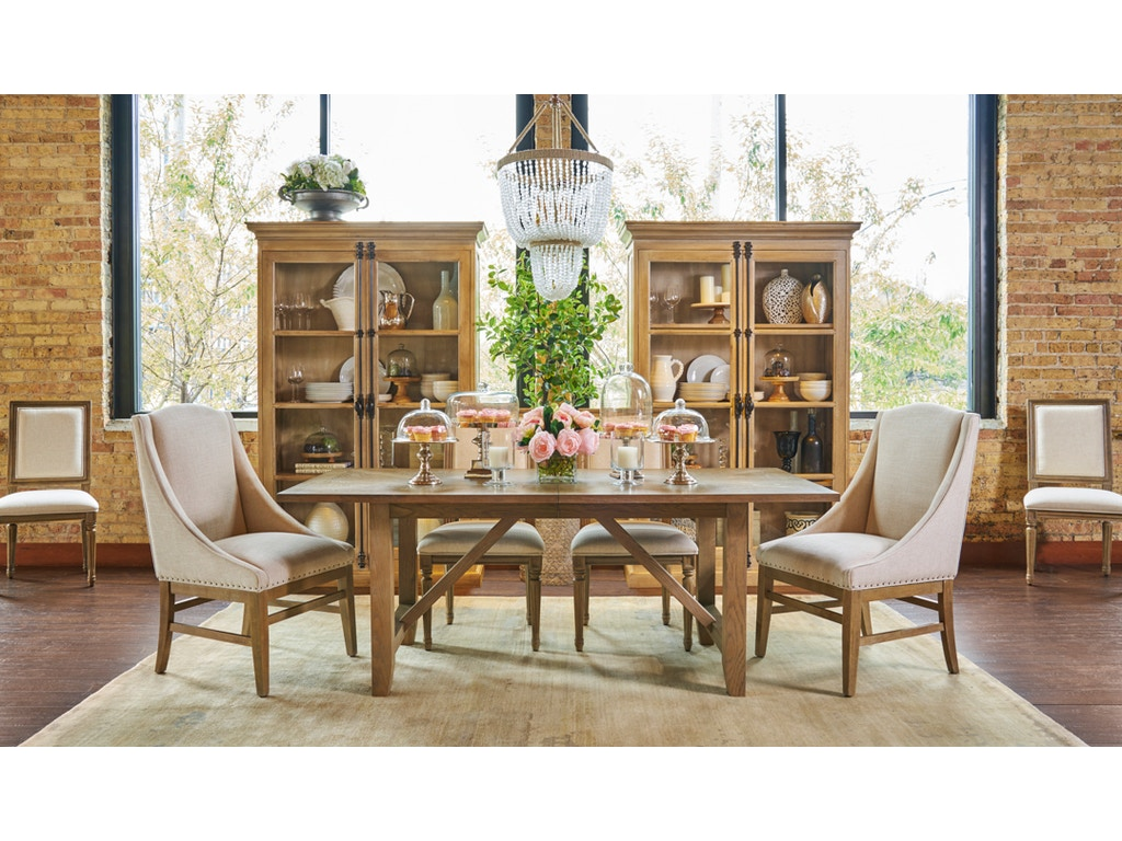 Curated dining room for Walter e smithe dining room furniture