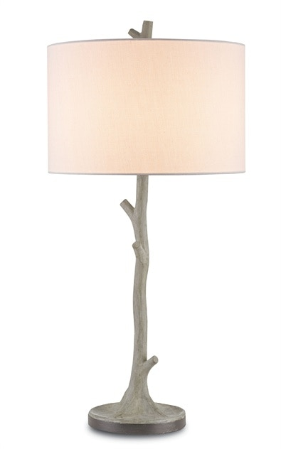 Clearance BEAUJON TABLE LAMP CY6359BNCHAM CLR From Walter E. Smithe  Furniture + Design