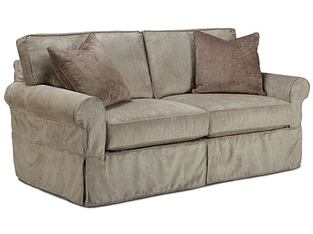 Sensational Demi Grace 2 Seat Queen Sleeper Sofa With Slipcover Gmtry Best Dining Table And Chair Ideas Images Gmtryco