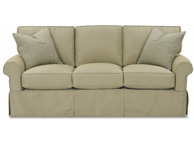 DEMI GRACE 3-Seat Sofa with slipcover
