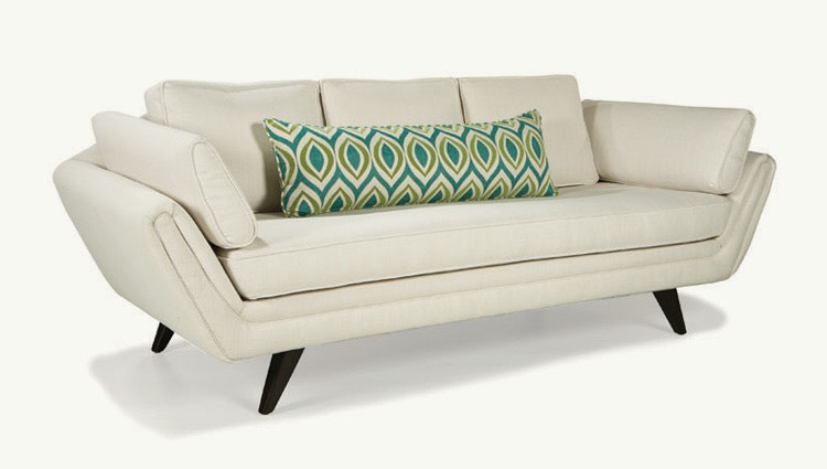 Beau WES Dylan Sofa 64530 From Walter E. Smithe Furniture + Design