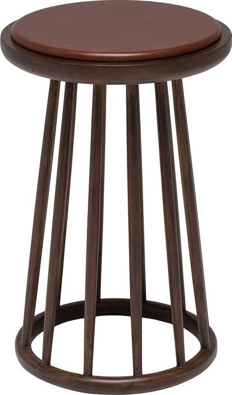 furniture design table. Featured-Ellen Canal Spindle Drink Table THV85831457 From Walter E. Smithe Furniture + Design L