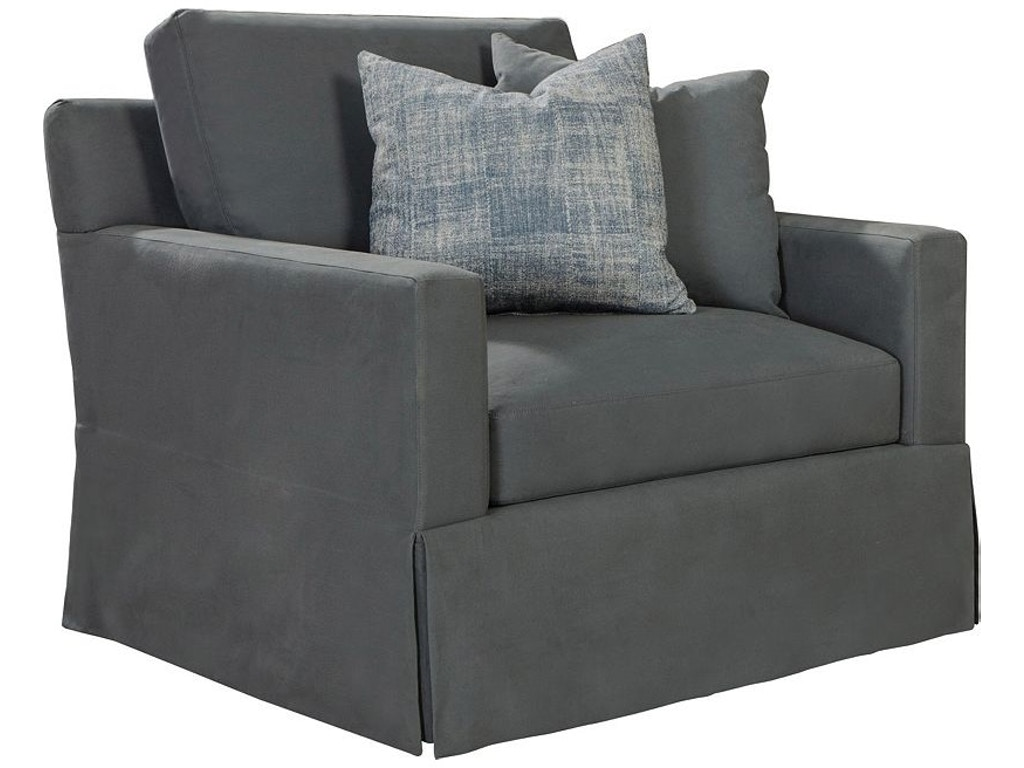 Chair and a half - Featured Ellen Eden Swivel Chair And A Half Thv2653151sw From Walter E Smithe Furniture