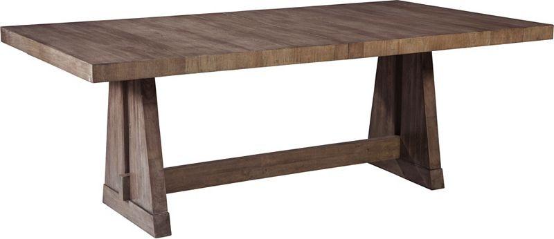 Featured Ellen Glendale Trestle Table THV85822722 From Walter E. Smithe  Furniture + Design