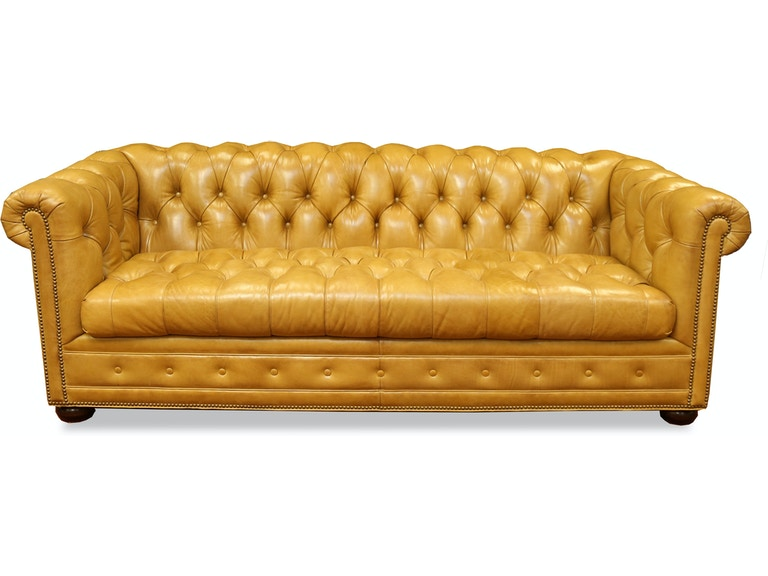Catalog Feature Kent Leather Chesterfield Sofa Han987688 From Walter E Smithe Furniture Design