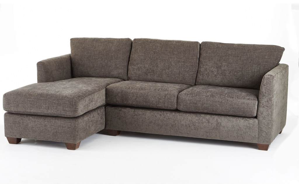 HORIZON 2 PIECE SECTIONAL WITH SLEEPER