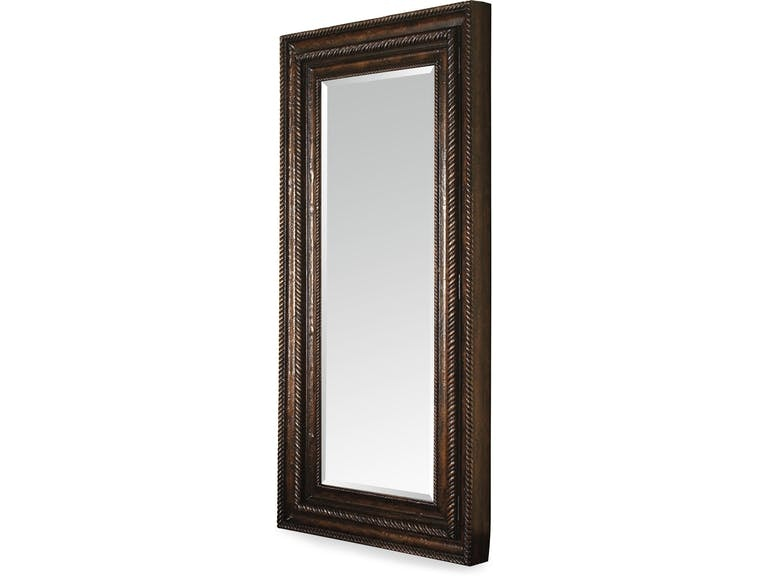 Clearance Floor Mirror Jewelry Cabinet Hs50050656 Clr From Walter E Smithe Furniture