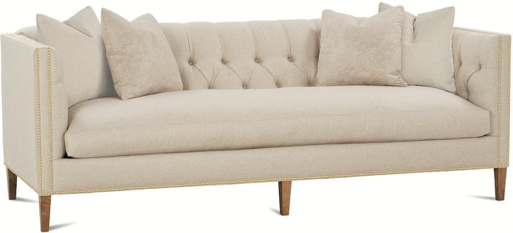 Janelle Tufted Sofa Bench Cushion