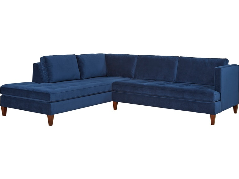 avalon home joan 2 piece sectional from walter e smithe furniture