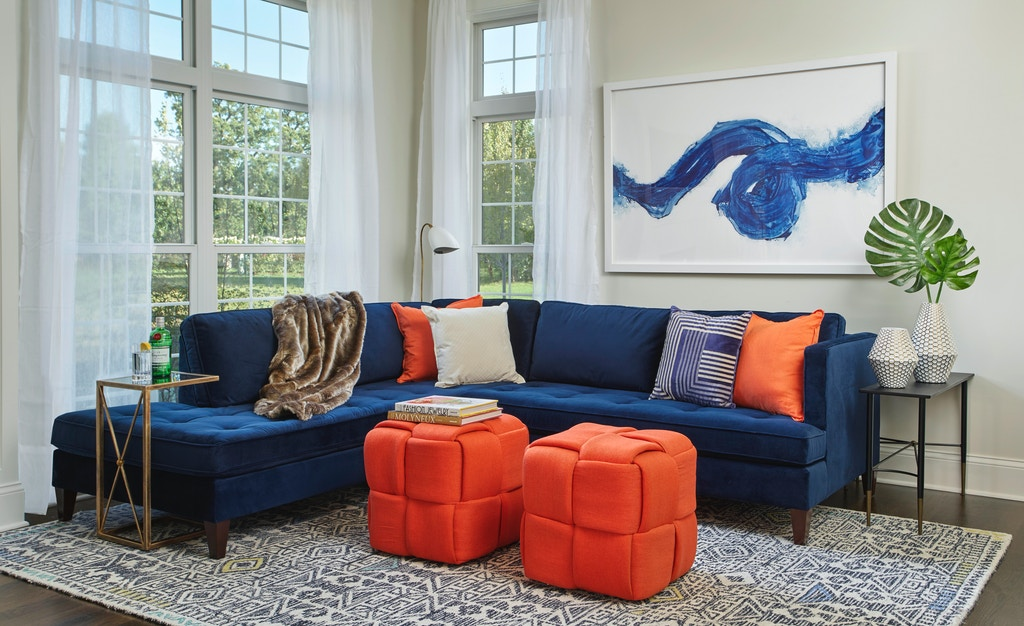 As Shown Joan 2 Piece Sectional Avhmx15dbl Avhmx15sar From Walter E Smithe Furniture