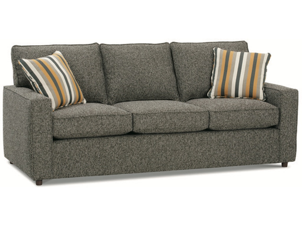 KENT 79 3-Seat Mini Queen Sleeper Sofa