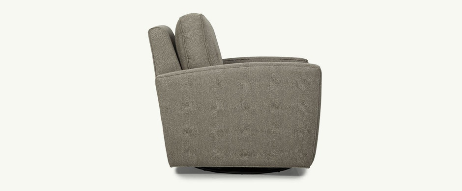 swivel glider chair. WES Lincoln Swivel Glider Chair 1475 From Walter E. Smithe Furniture + Design D