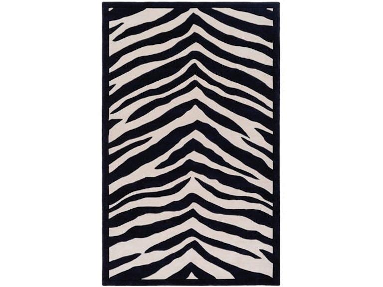 Zebra Print 8x10 Rug Srylpf80018x10cornel Clr