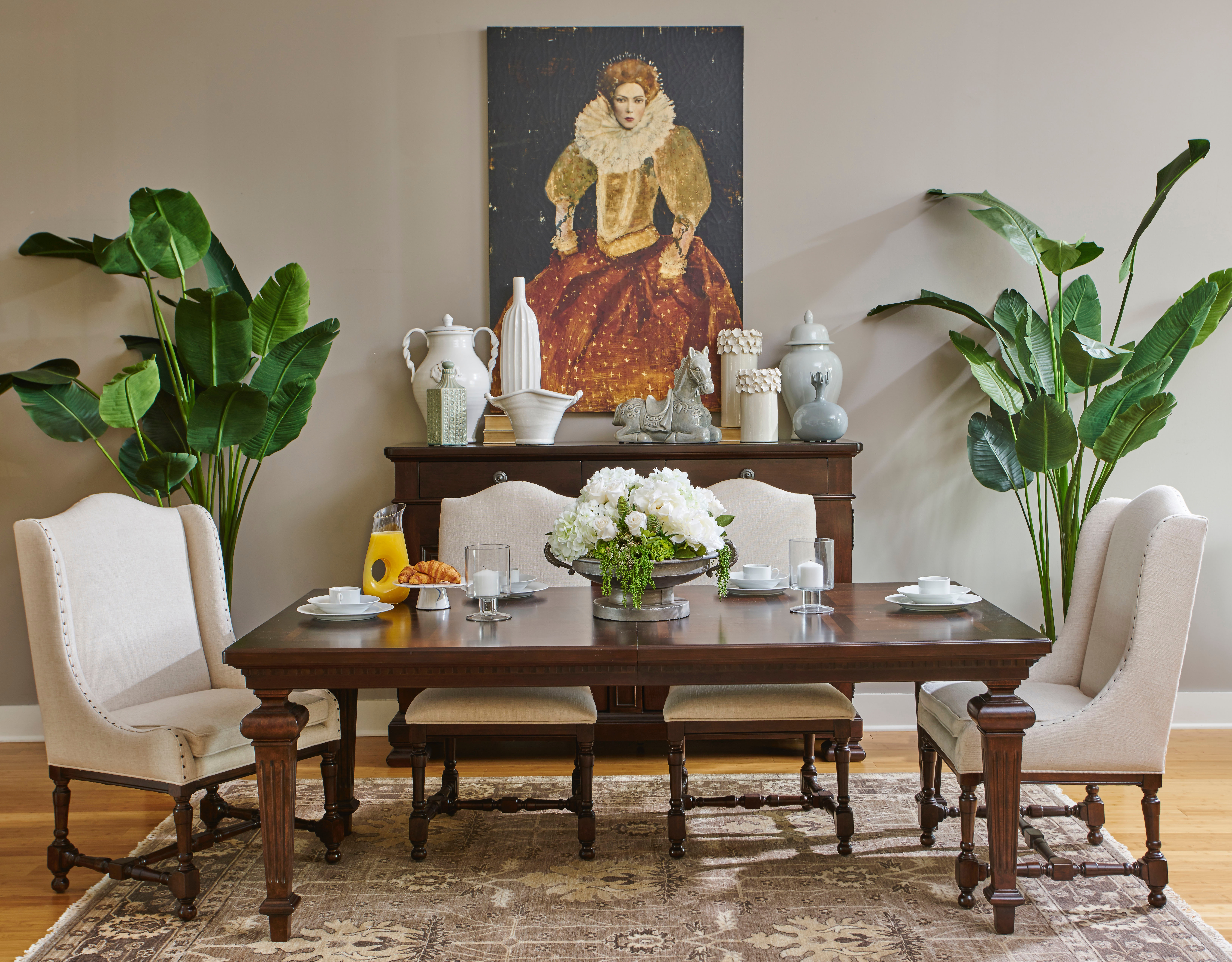 Walter E. Smithe Private MADERA DINING ROOM MADERADR From Walter E. Smithe  Furniture +