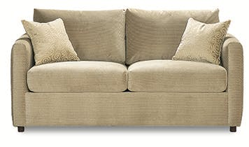 Picture of: Marie 1 Seat Twin Sleeper Sofa