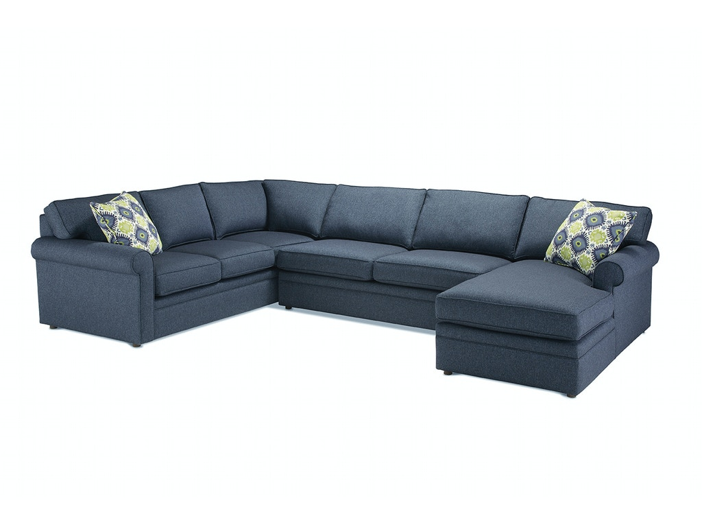 Marlie Grace Armless Loveseat With Full Sleeper Sofa