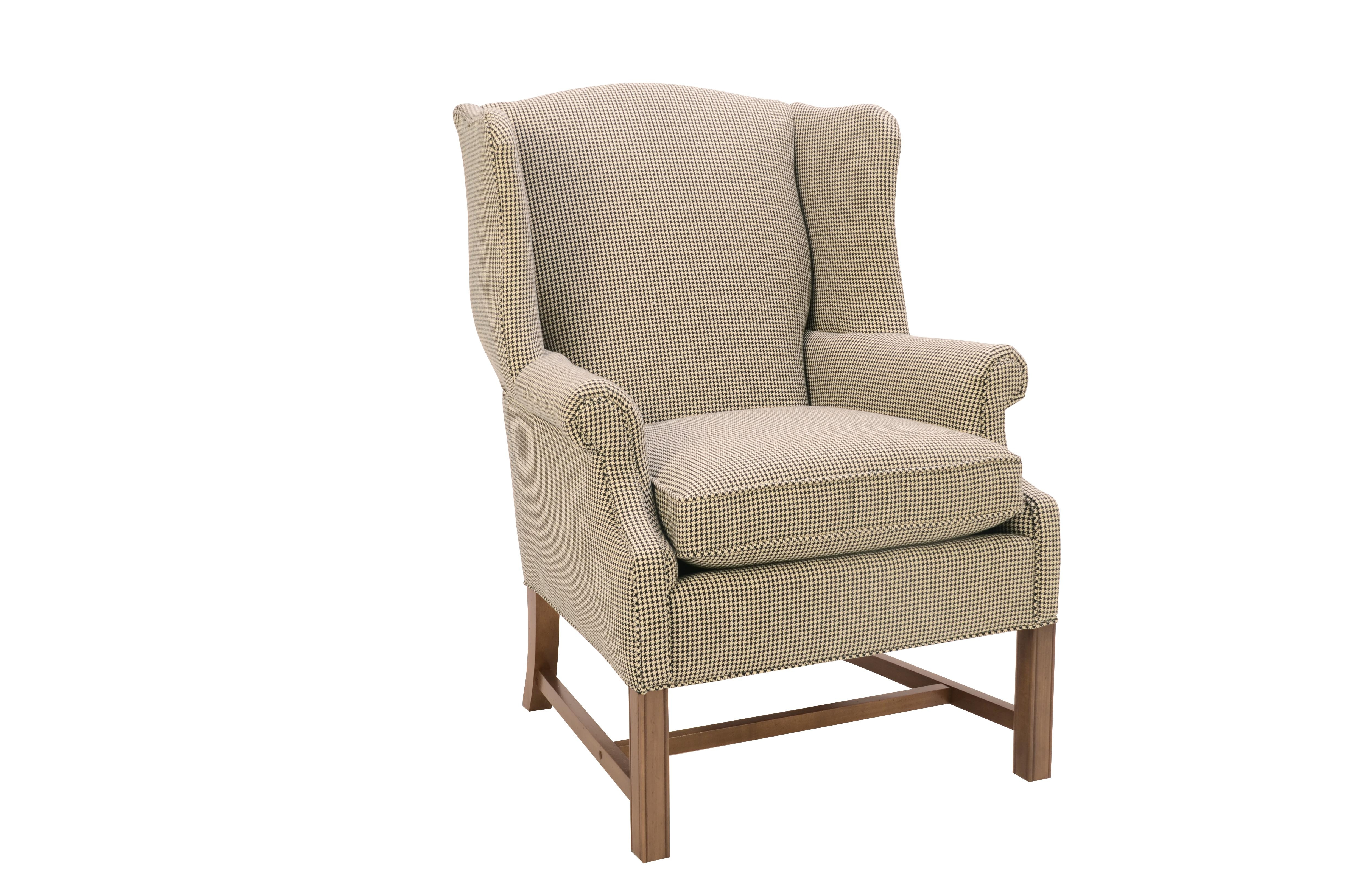 Charmant Featured Product Montgomery Wing Chair NR1033 From Walter E. Smithe  Furniture + Design