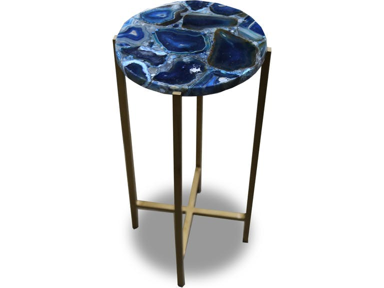 Picture of: Agate Drink Table