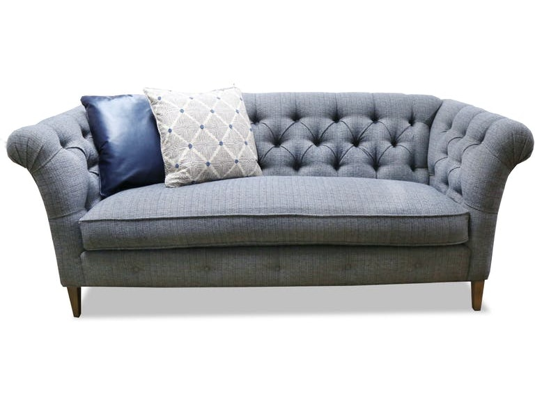 Clearance Bridgeport Tufted Back Sofa Nr98370 Clr From Walter E Smithe Furniture Design
