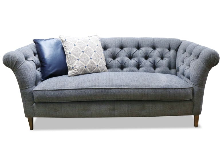 Clearance BRIDGEPORT TUFTED BACK SOFA NR98370 CLR From Walter E. Smithe  Furniture + Design