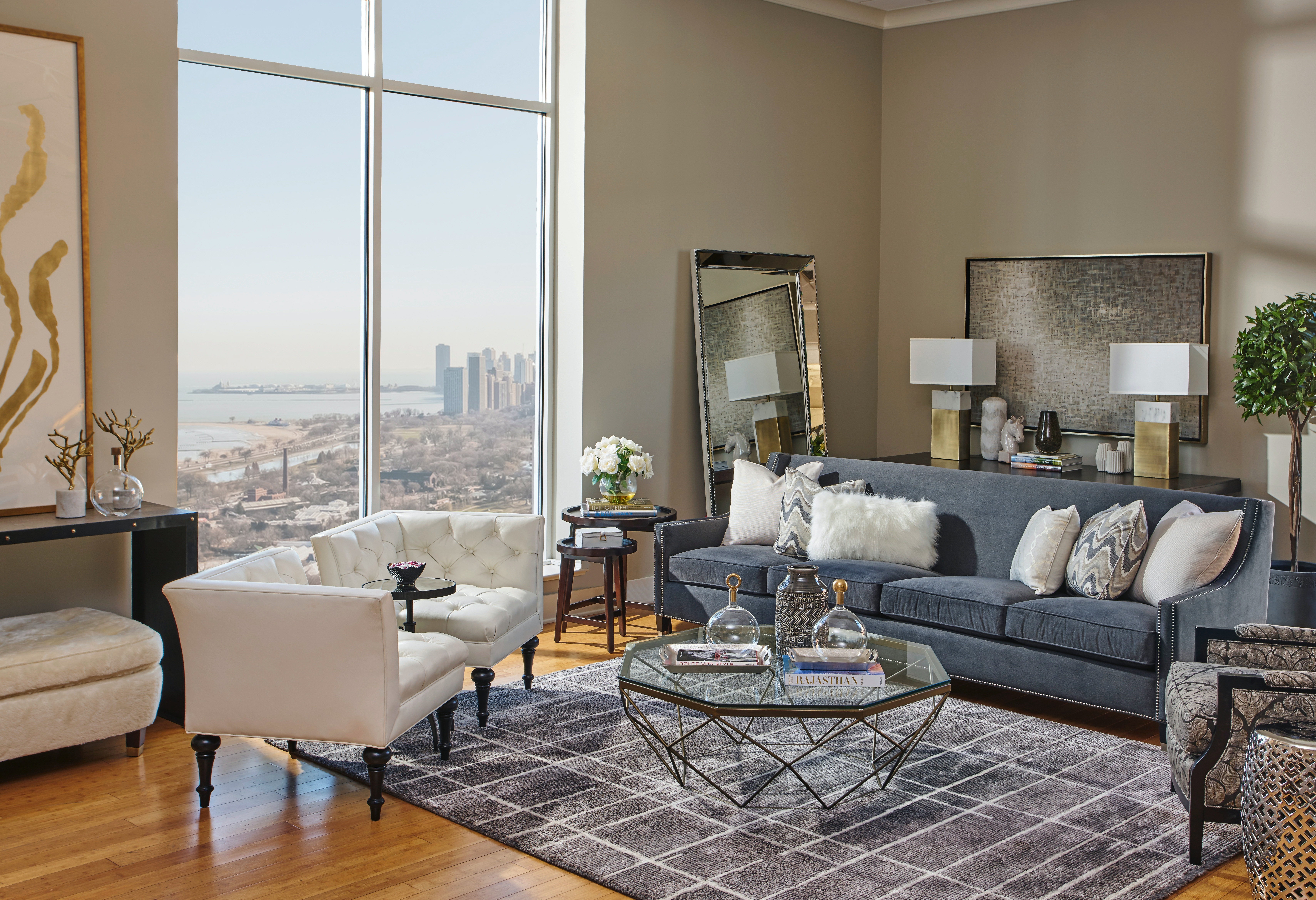 Featured Product PALISADES LIVING ROOM PALISADES_LIVING From Walter E. Smithe  Furniture + Design