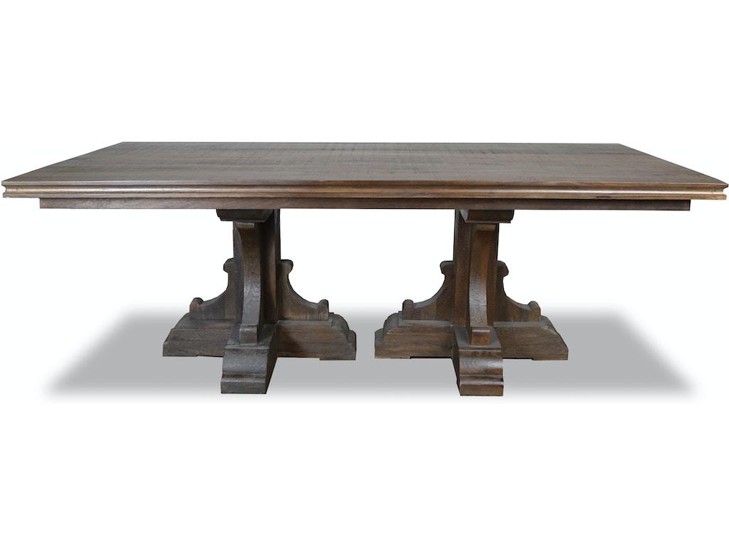 Tremendous Pembrooke Dining Table 96In Machost Co Dining Chair Design Ideas Machostcouk