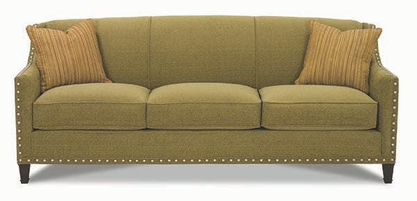 BenchMark PRESTON N Sofa (With/Nailhead) BCHPRESTONN002 From Walter E.  Smithe Furniture