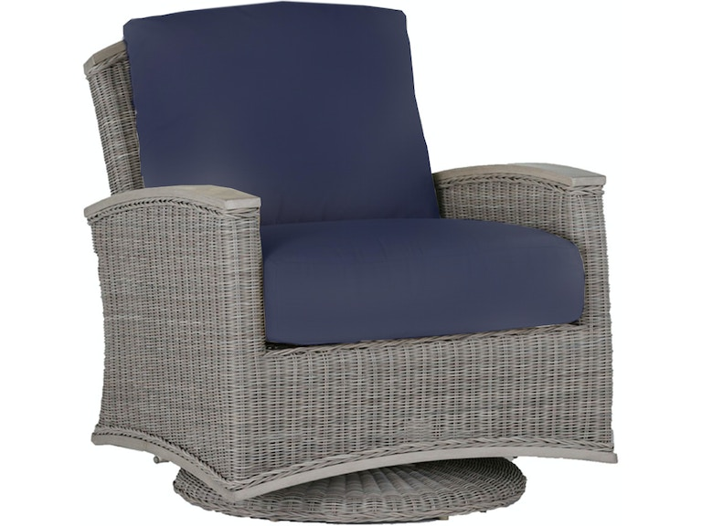 Astoria Swivel Glider With Chair Cushions
